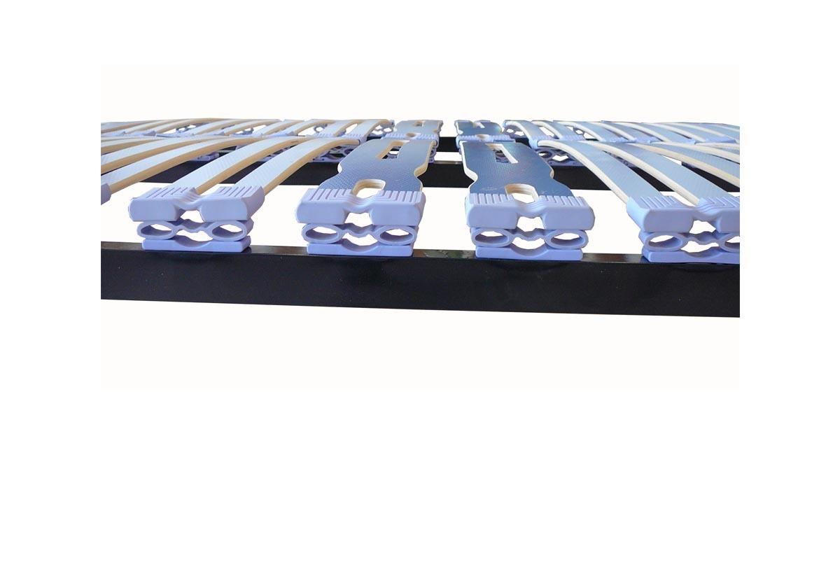 Somier 400 extra confort caucho 135 x 190 cm for Precio somier 135