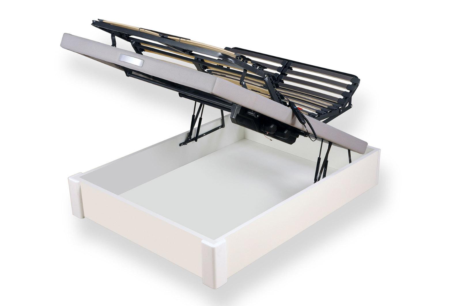 Canap articulado el ctrico 150 x 190 cm for Canape abatible 75