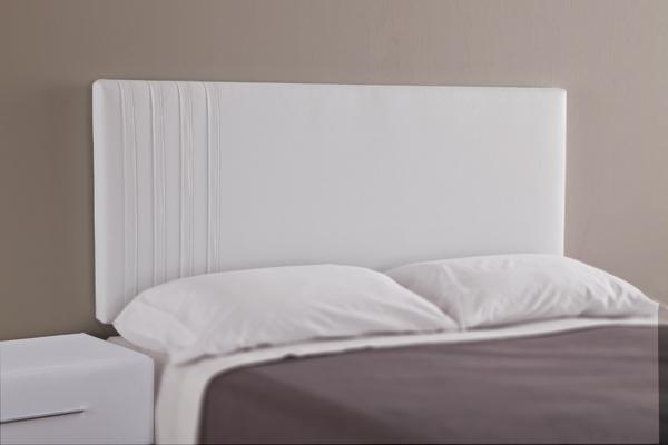 cabecero tiras 90 cm para cama de 80 cm