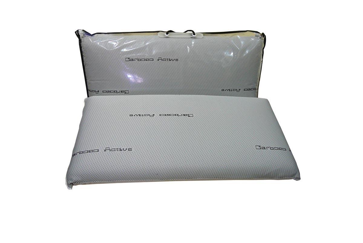 almohada viscoelastica carbono - latiendadecolchones