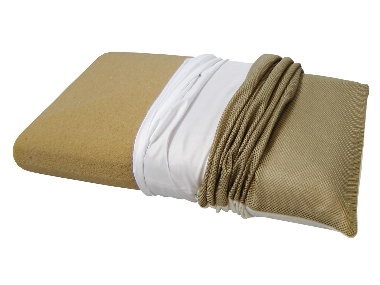 Almohada viscoel stica lavable latiendadecolchones com - Almohada viscoelastica ...