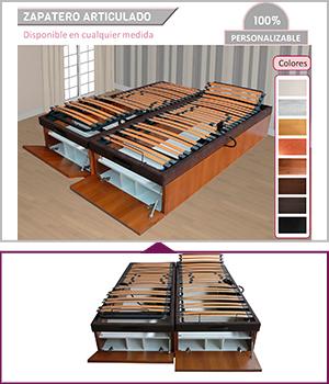 canapes madera