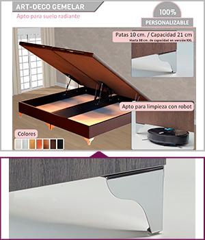 canap abatible madera 200 x 200 cm latiendadecolchones com. Black Bedroom Furniture Sets. Home Design Ideas