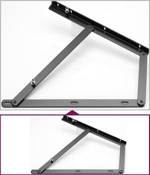 Bisagra canape abatible materiales de construcci n para - Herrajes para canapes ...