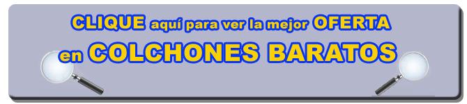 COLCHONES BARATOS   LATIENDADECOLCHONES.COM