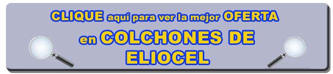COLCHONES DE ELIOCEL   LATIENDADECOLCHONES.COM
