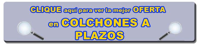 COLCHONES A PLAZOS   LATIENDADECOLCHONES.COM