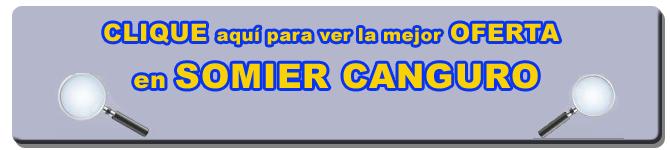 COMPRAR SOMIER CANGURO   LATIENDADECOLCHONES.COM