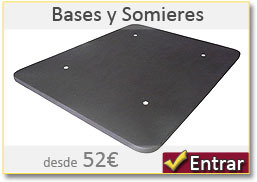 bases y somieres
