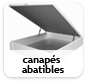 canaps abatibles