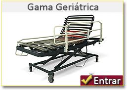 cama geriátrica