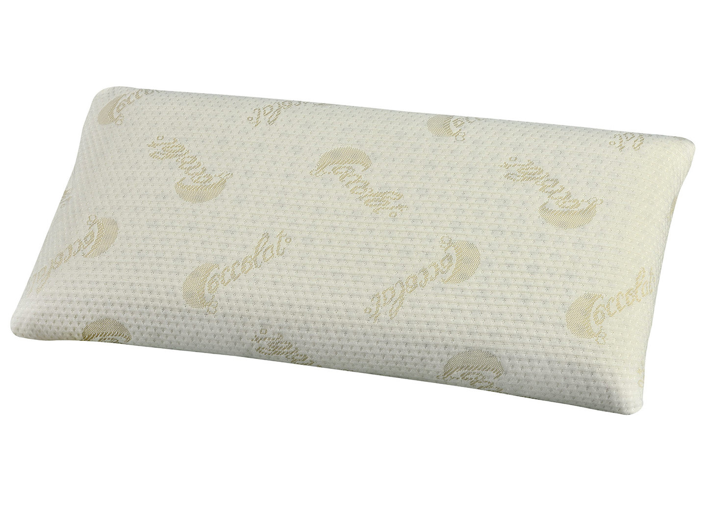 ALMOHADA LATEX 100% NATURAL- 90 cm