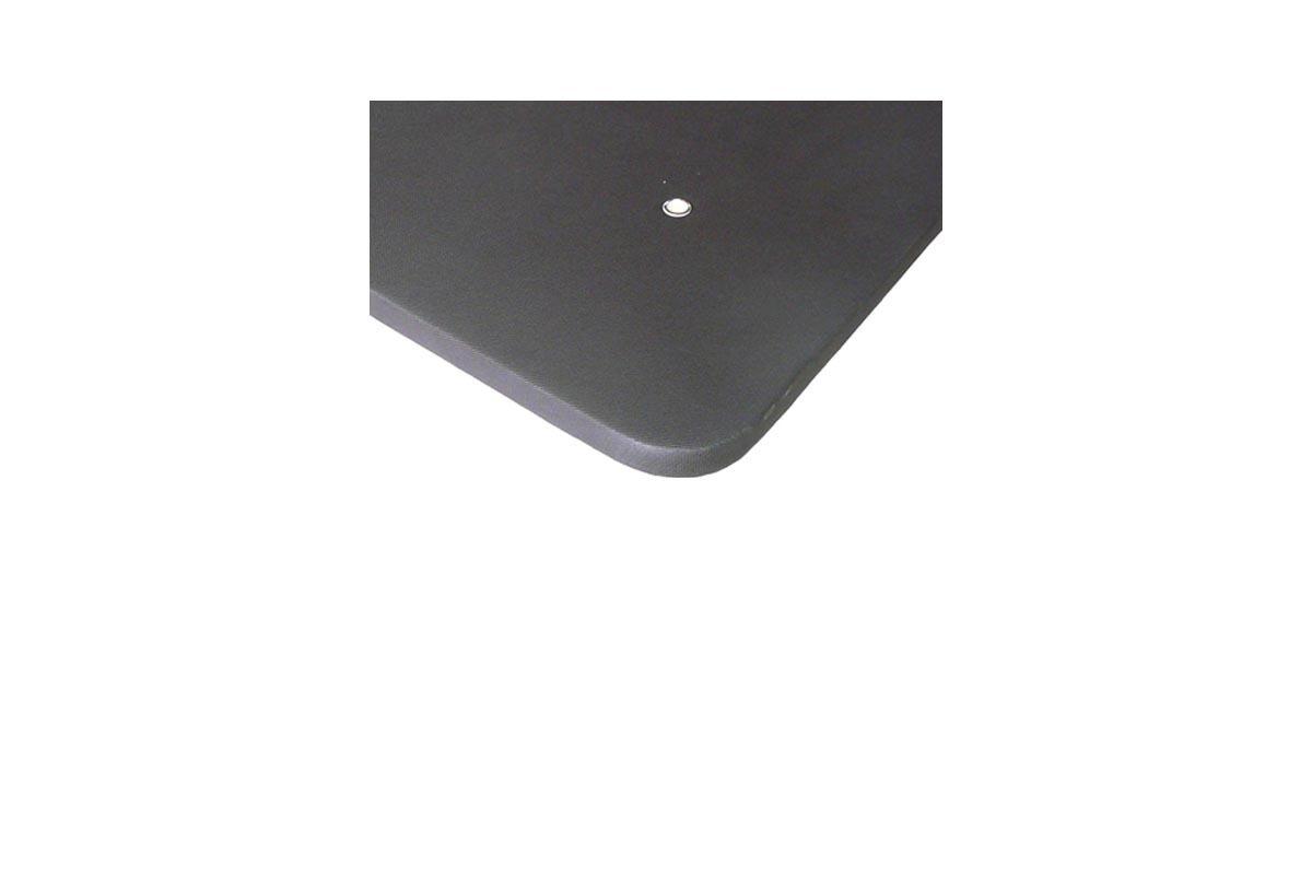 BASE TAPIZADA MALLA 3D CON VALVULAS - 135 x 190 cm