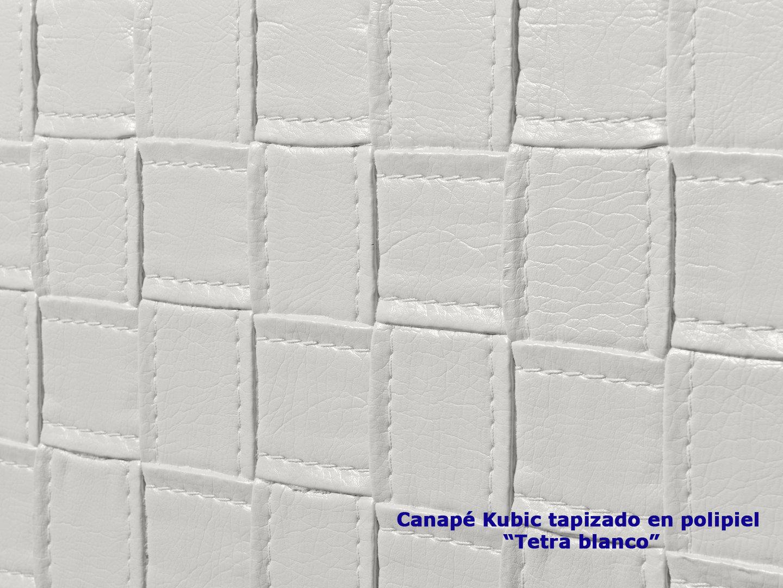 CANAPÉ KUBIC - 135 x 190 cm