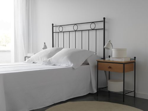 CABECERO FORJA MODELO 1036 95 cm (cama de 90 cm)