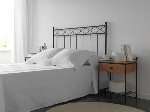 CABECERO FORJA MODELO 1037 95 cm (cama de 90 cm)
