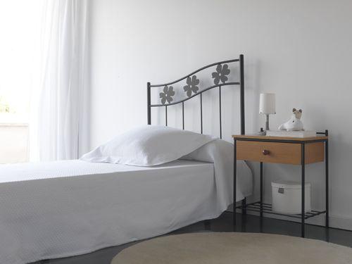 CABECERO FORJA MODELO 1059 95 cm (cama de 90 cm)