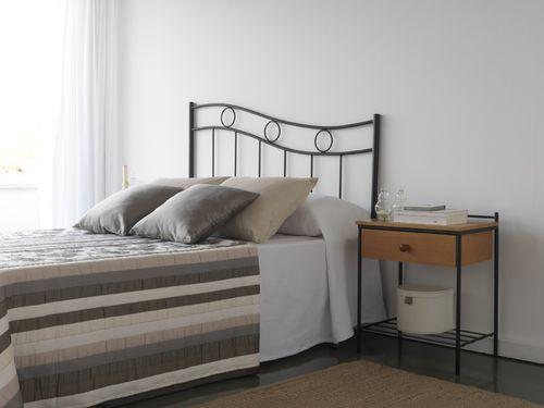 CABECERO FORJA MODELO 1060 95 cm (cama de 90 cm)