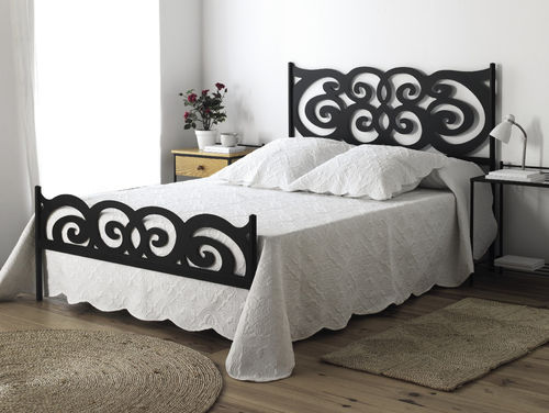 CABECERO FORJA MODELO 1058 95 cm (cama de 90 cm)