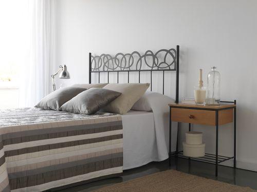 CABECERO FORJA MODELO 1055 95 cm (cama de 90 cm)