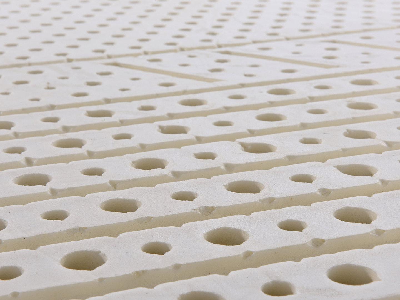 COLCHÓN SAROS LÁTEX 10 articulado - 90 x 190 cm