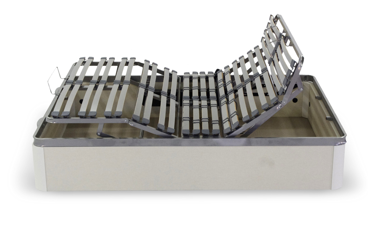 CANAPÉ ABATIBLE ARTICULADO SYMI MADERA (INDIVIDUAL) - 150 x 190 cm