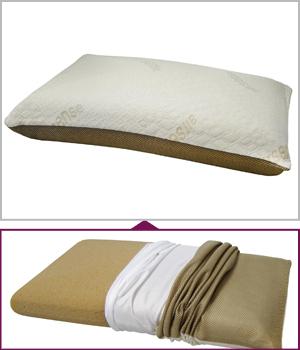almohadas viscoelásticas
