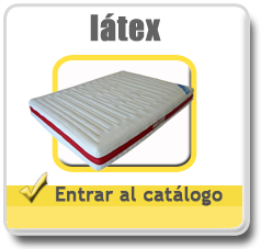 catálogo de colchones de látex