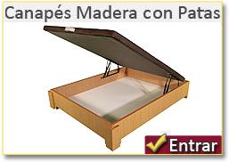 canapés zapateros